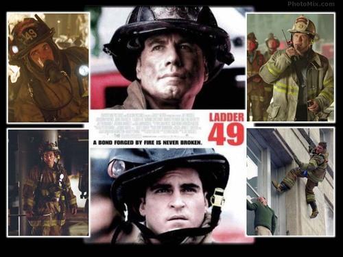 Joaquin Phoenix 壁紙 titled Ladder 49