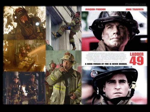 Joaquin Phoenix 壁紙 entitled Ladder 49