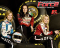 Ladies behind the Force - driving-force wallpaper