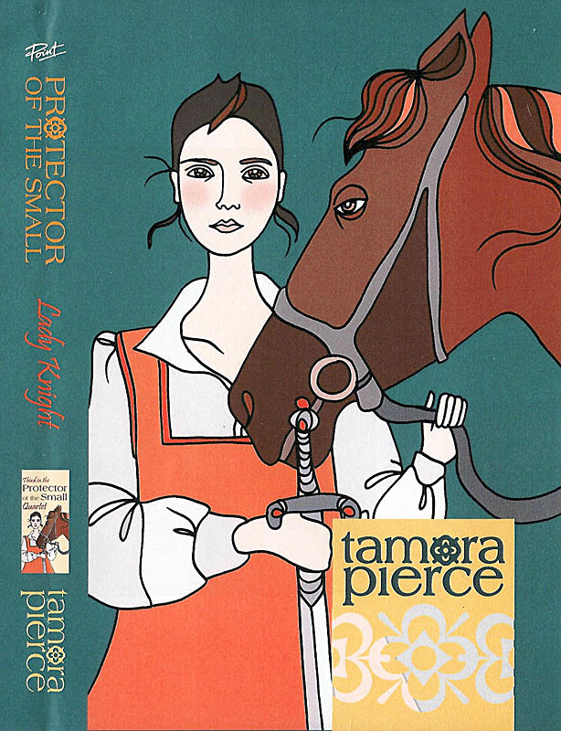 What Is Lady Knight By Tamora Pierce About 78