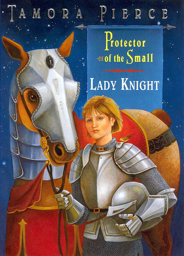 xxx pierce. Lady Knight - Tamora Pierce