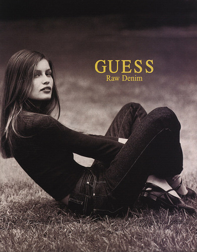 Guess wallpaper called Laetitia Casta