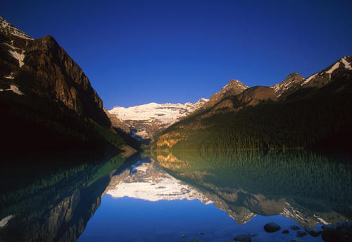 Lake Louise, Alberta - canada Photo