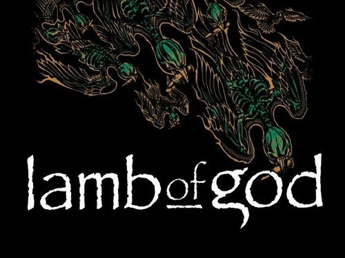 Lamb Of God - heavy-metal Wallpaper
