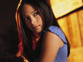 Lana - smallville wallpaper