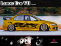 Lancer Evo VII - sports-cars photo