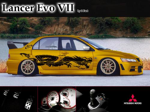 Lancer Evo VII