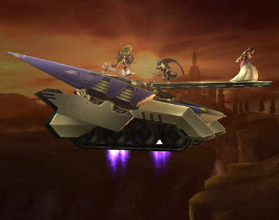 Landmaster (Falco)