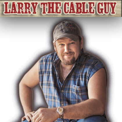 Larry The Cable Guy 119
