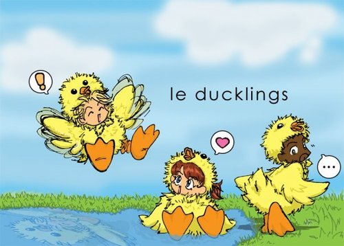 House M.D. images Le Ducklings wallpaper and background photos