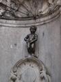Le Mannequin Piss, Bruxelles