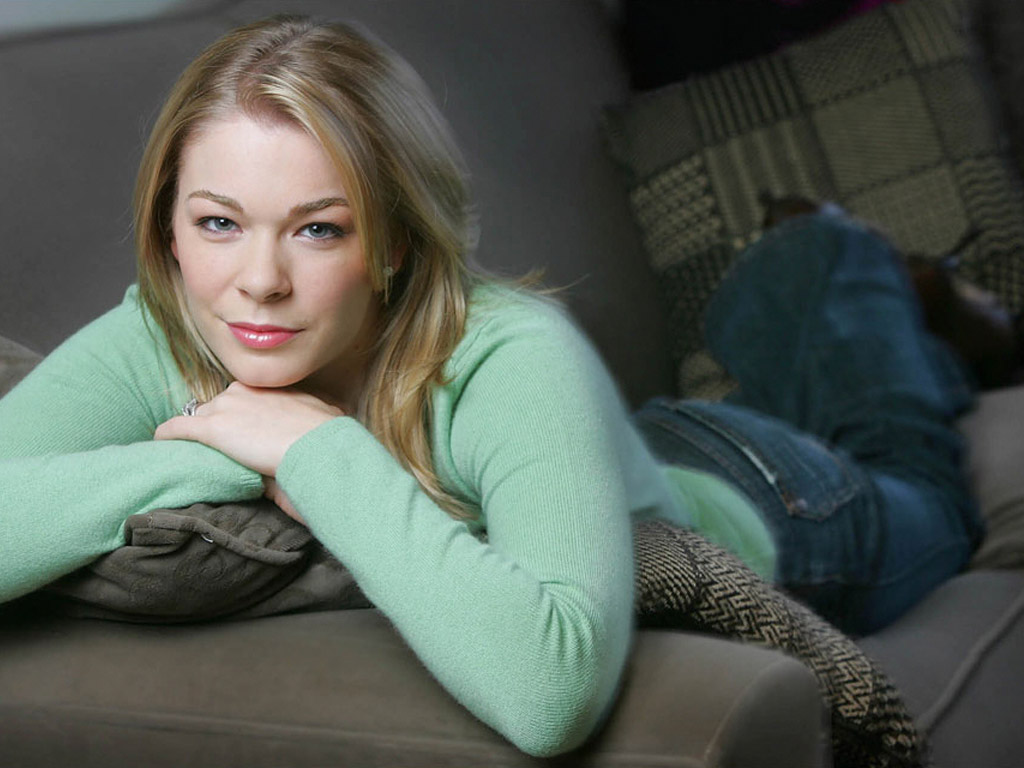 Just a swinging leeann rimes