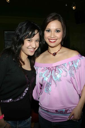 Lea and Lalaine