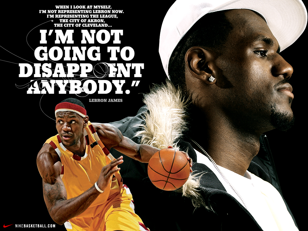 Lebron James (Nike) - LeBron James Wallpaper (37460) - Fanpop