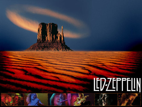 Led Zeppelin wallpaper entitled Led Zeppelin
