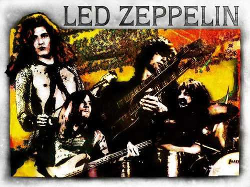 Led Zeppelin wallpaper called Led Zeppelin