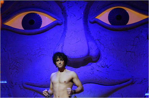 Lee mead as joseph