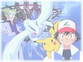 Legendary - legendary-pokemon wallpaper