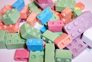 Lego Candy - lego Photo