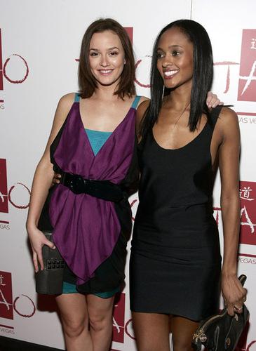 Leighton & Nicole at TAO