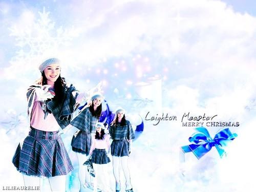 Leighton--Merry Christmas