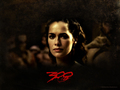 Lena Headey in 300 - lena-headey wallpaper