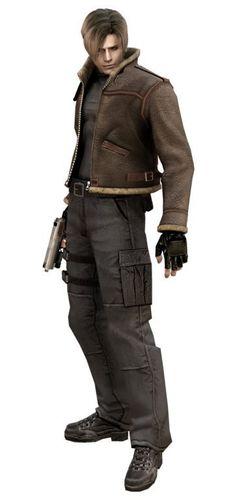 Leon  (RE4)