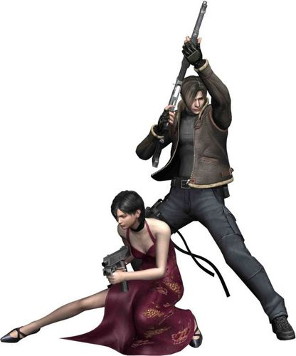 Leon and Ada (RE4)