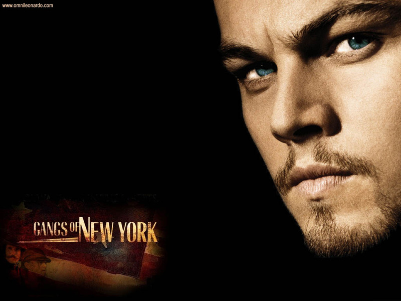Gangs of New York - Leonardo Dicaprio Wallpaper (138705) - Fanpop
