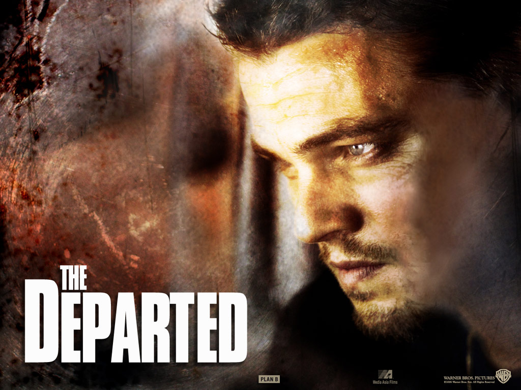 The Departed - Leonardo DiCaprio Wallpaper (138706) - Fanpop Leonardo Dicaprio Movies