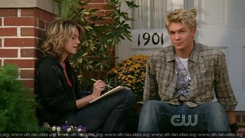 Lucas & Peyton