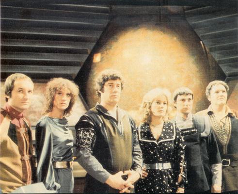 Liberator Crew, season 1