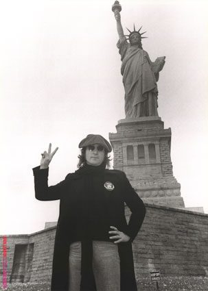 John Lennon wallpaper titled Liberty