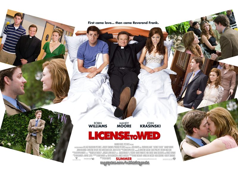 License To Wed - John Krasinski Wallpaper (66021) - Fanpop
