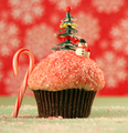 Lil' Snowman - cupcakes photo