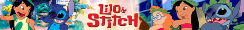Lilo & Stitch litrato entitled Lilo & Stitch banner