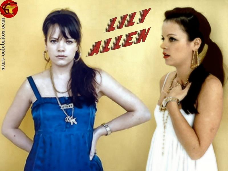 Lily Allen Wallpaper - Lily Allen Wallpaper (345874) - Fanpop