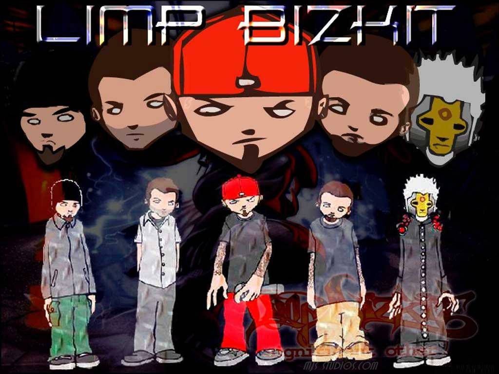 Limp Bizkit - Break Stuff / Crushed