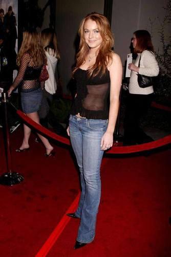 Lindsay Lohan wallpaper titled Lindsay <3