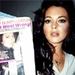 Terry Richardson photoshoot - lindsay-lohan icon
