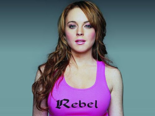 Lindsay - lindsay-lohan Wallpaper