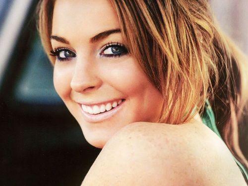 Lindsay Lohan wallpaper entitled Lindsay