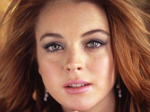 Lindsay Lohan wallpaper titled Lindsay