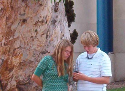 Lindsey and Zach- San Diego