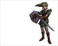 Link (Twilight Princess) - the-legend-of-zelda wallpaper