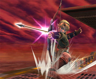 Link Special Moves