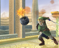 Link Special Moves - super-smash-bros-brawl photo