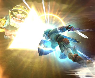 Link's Final Smash