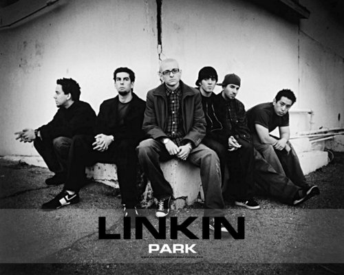 Linkin Park fond d'écran entitled Linkin Park