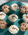 Lion & Lamb Cupcakes - cupcakes photo